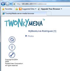 Twonky Media Server